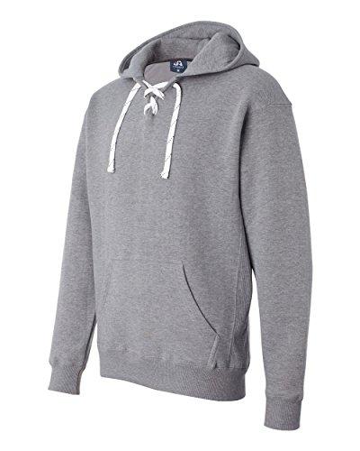 10 Oz Kapuzen-sweatshirt (Adult Sport Lace Hood OXFORD XXS)