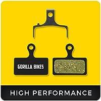 Shimano Bremsbeläge G01S XTR BR-M9000 M987 M985 XT M8000 M785 SLX M675 M666 Deore M615 für MTB Scheibenbremse Organic Beläge Bike Bremse Bremsbelag | Gorilla Bikes High Performance Disc Brake Pad