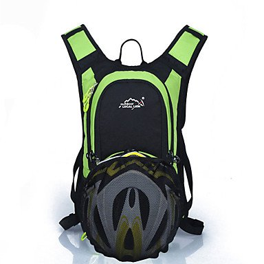 ZXC/ Tourenrucksäcke/Radfahren Rucksack/Sporttasche ( Grün/Rot , Terylen , 12 L) Wasserdicht/Schnell Red