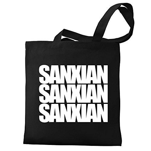 Eddany Sanxian three words Bereich für Taschen