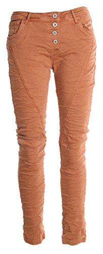 basic.de Jeans da donna, taglio Boyfriend Zimt (Modell 2) M