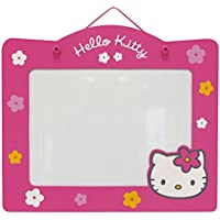 Hello Kitty – 711171 – Furniture and Decoration – Double Sided Chalkboard Magnetic Hanging Box – Four-Colour