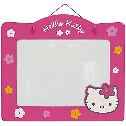 Hello Kitty - Pizarra de doble cara, color rosa (Giros AB711171)