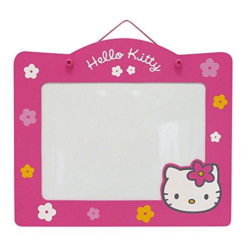 Hello Kitty AB711171 Doppelseitiges Whiteboard, Rosa