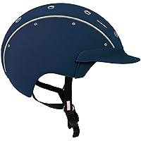 Casco de equitación Champ -{6}, Azul Marino, L, 16.06.6218.L