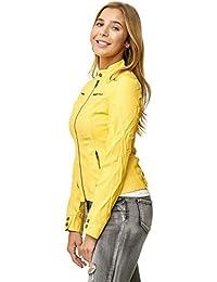 Auf Jacke FürLederimitat Damen Suchergebnis Ygv6Iybf7
