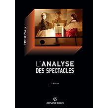 L'analyse des spectacles (Cinéma / Arts Visuels)