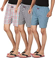 PSK Checkered Man's Boxer