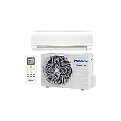 Panasonic CU-DE25TKE Outdoor unit White air conditioner - split-system air conditioners (A+, A+, 355 kWh, 665 kWh, 2.5 kW, 1.9 kW)