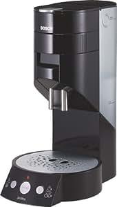 Bosch TKP3003 Kaffeepadmaschine Gustino schwarz