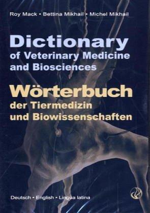 Wörterbuch der Tiermedizin und Biowissenschaften, 1 CD-ROM Dtsch., Engl. Latein. Für Windows 98/ME/2000/XP