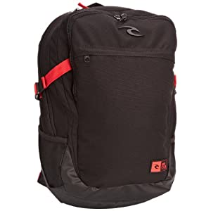 Rip Curl Backpack, Bolso Mochila para Hombre, Negro