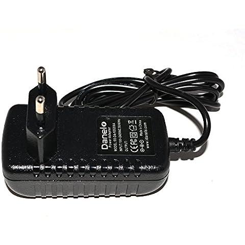 Danelo Argos DAB Radio 5W adattatore AC-DC Alimentazione Elettrica 8V 750mA = 5V 1000mA = 5 watt
