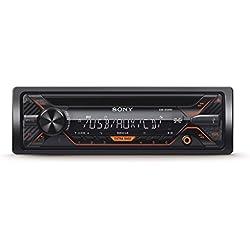 Sony CDX-G1201U R.CD MP3 con Entrada aux y USB Frontal