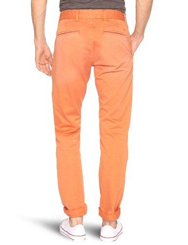 Dockers - Alpha Khaki Sailmaker Wash - Pantalon - Homme Orange (Coral Wash)