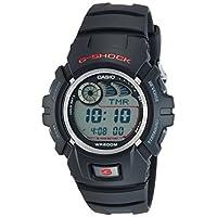 Casio G-shock Men's Digital Dial Black Resin Band Watch [G2900F-1V]