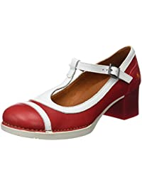 The Art Company 0099, Zapatos Mary Jane Mujer