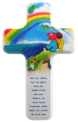 "Butzon & Bercker Kinderholzkreuz ""Gott, du bist bei mir"""