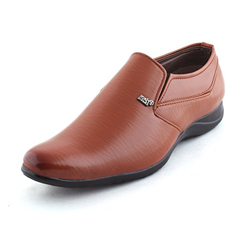 REDFOOT Formal Shoes For Men Leather Look Shoes FYY42 (41)
