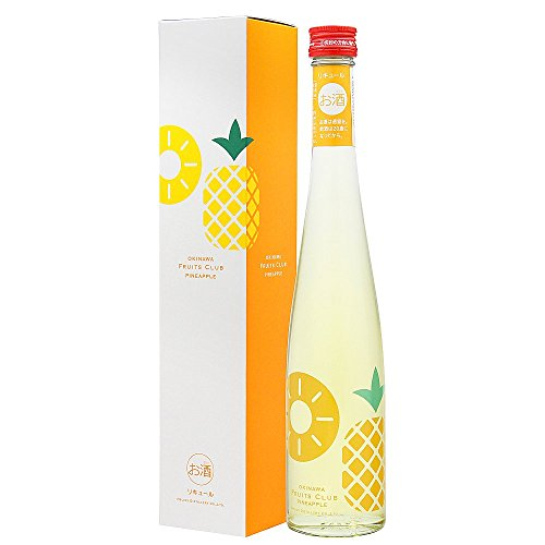 Okinawa Fruits Club Pineapple Likör