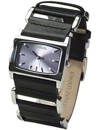 Bench BC0025BKS - Reloj de cuarzo, para mujer, con correa de plástico, color negro