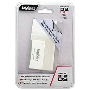 Nintendo DS Lite – Bildschirm Schutzfolie (Screen Protector)