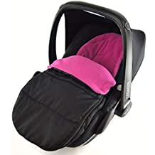 Saco de asiento para coche Cosy Toes compatible con el diseño de ABC Cobra Risus,