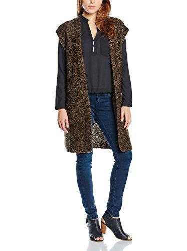 Gebraucht, Mexx Damen Cardigan Ärmellos MX3001265 Pullover Lang gebraucht kaufen  Wird an jeden Ort in Deutschland