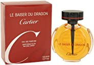 عطر لو بيزر دو دراغون للنساء من كارتير- او دي بارفان، 100 مل