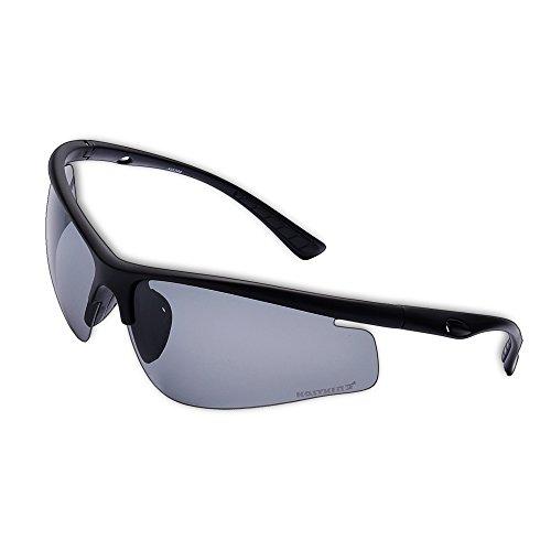 KastKing® Pioneer Polarized Sport Sunglasses Revo Lenses TR90 Frame UV Protection - FeatherLite Only .6oz (All-Day Gray)