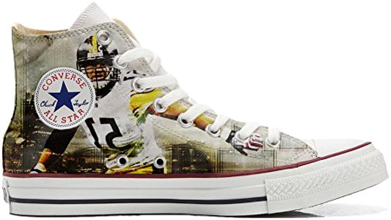 Converse All Star Zapatos Personalizados Unisex (Producto Handmade) Rebels -