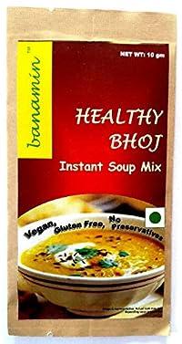 BANAMIN HEALTHYBHOJINSTANT Soup Mix (10 gm x 15 Sachet)