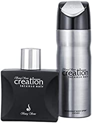 CREATION INTENSE NOIR EDP and DEO SET
