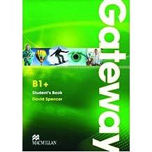 [(Gateway Level B1: Student's Book)] [Author: David Spencer] published on (January, 2011)