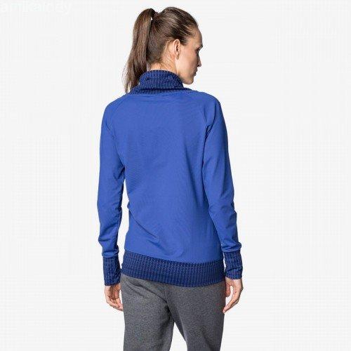 Lotto Indy Ii T-Shirt Femme Bleu/Bleu Twi
