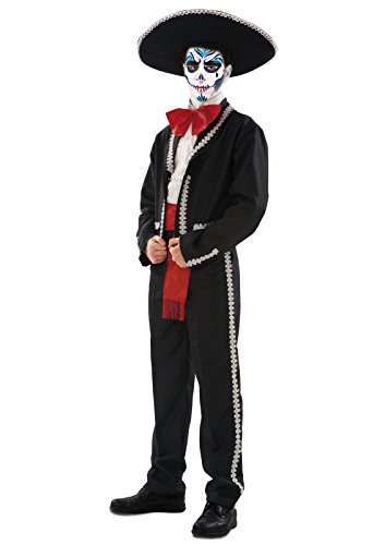 Imagen de my other me  disfraz de mejicano para hombre, m l viving costumes 201101  alternativa