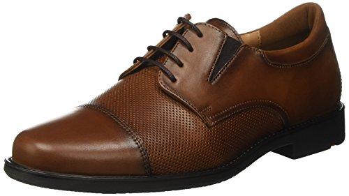 LLOYD Herren Know Extra-Weit Derbys, Braun (Noce), 51 EU (Größe Schuhe-vans 15 Herren)