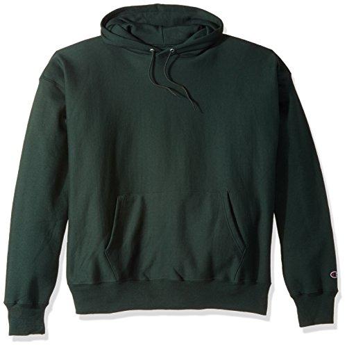 Champion Reverse Weave Hood Green M (Mesh Champion Grün Shorts)