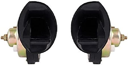 San Windtone Universal Horn Set for Bikes and Cars (Set of 2)