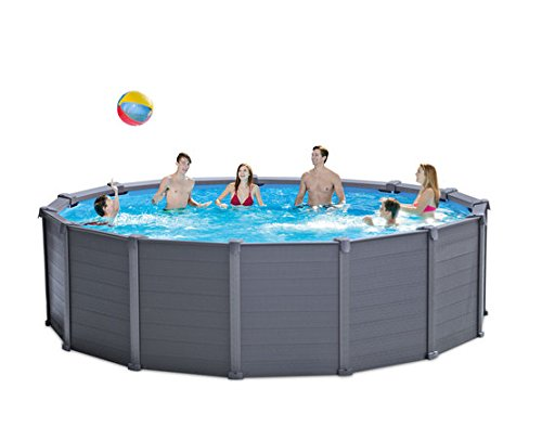 Intex 12353 Graphite Panel Pool, 478x124cm