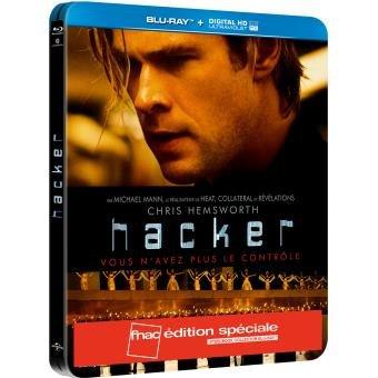 Hacker - Exklusiv Limited FNAC Steelbook Edition (Special Edition) - Blu-ray