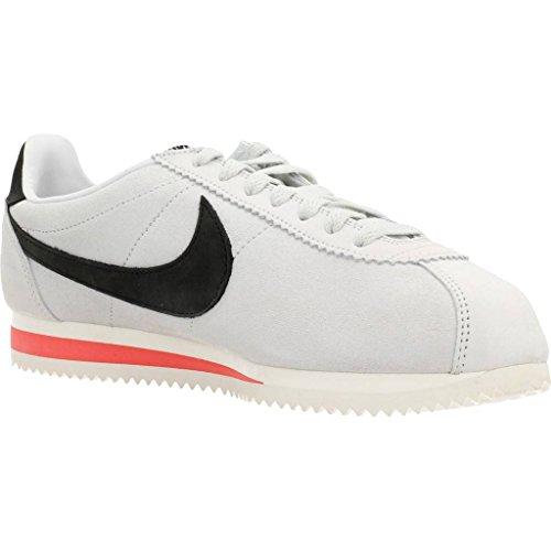 Uomo scarpa sportiva, colore Grigio , marca NIKE, modello Uomo Scarpa Sportiva NIKE CLASSIC CORTEZ Grigio Grigio