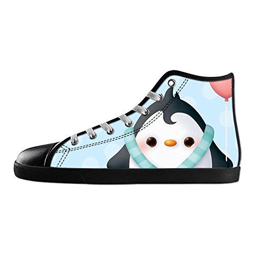 Dalliy pinguin Men's Canvas shoes Schuhe Footwear Sneakers shoes Schuhe