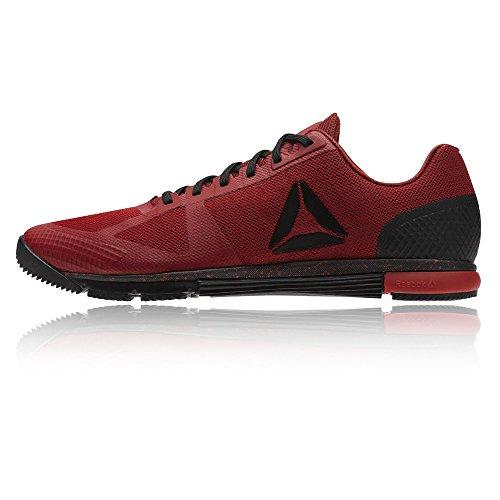 0 Reebok La Rojo Negro Hombre Rev Primario 2 Zapatos Aptitud Rico magma Del Velocidad De Crossfit Rojo qUr0wIU