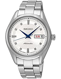 Seiko Damen-Armbanduhr Analog Automatik Edelstahl SRP899J1