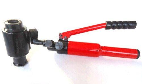 Arbeitshydraulik Loch Gowe Bagger Registraturlocher Arbeitshydraulik Werkzeugdose rotieren 360 degree CE Arbeitshydraulik Loch bewiesen und zum Handwerken