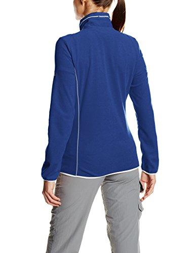 Union Herren Half Zip Microfleece Top Blau - saphir