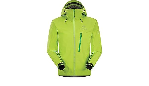 Arcteryx Klettergurt : Arcteryx alpha fl jacket amazon sport freizeit