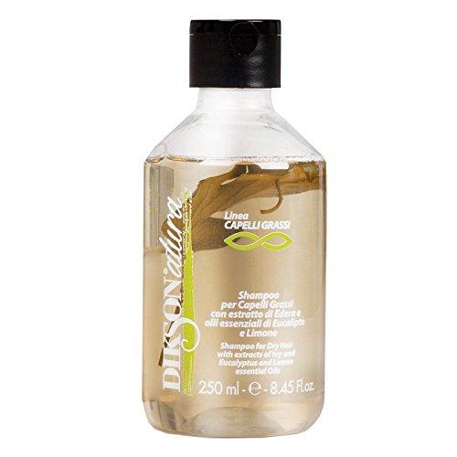 Dikson Diksonatura Shampoo gegen fettiges Haar 250 ml Shampoo gegen fettiges Haar mit Pflanzenextrakten