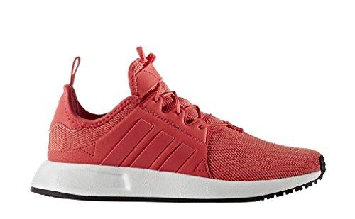 adidas Unisex-Erwachsene X PLR J 579 Sneaker, Mehrfarbig (Red Bb2579), 38 EU